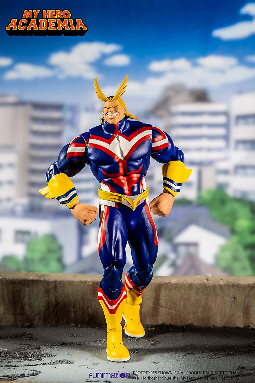 McFarlane Toys My Hero Academia All Might Oficial Licenciado