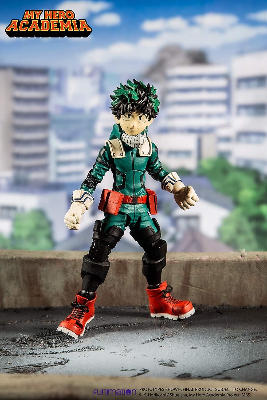 McFarlane Toys My Hero Academia Izuku Midoriya Oficial Licenciado