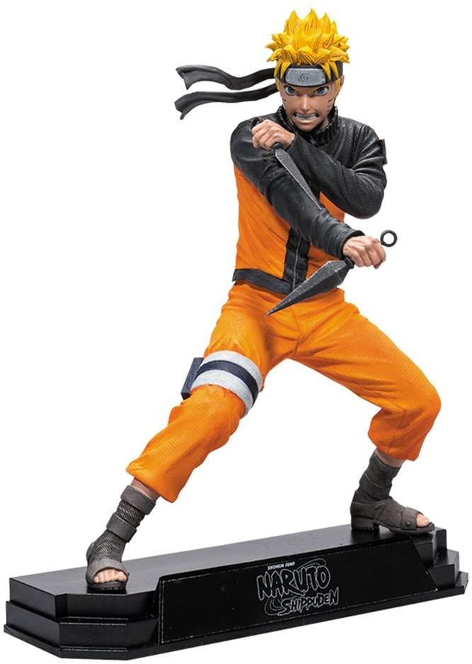 McFarlane Toys Naruto Oficial Licenciado