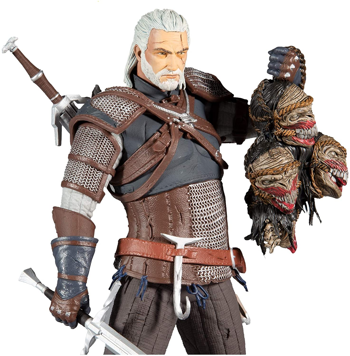 McFarlane Toys The Witcher Geralt of Rivia Oficial Licenciado