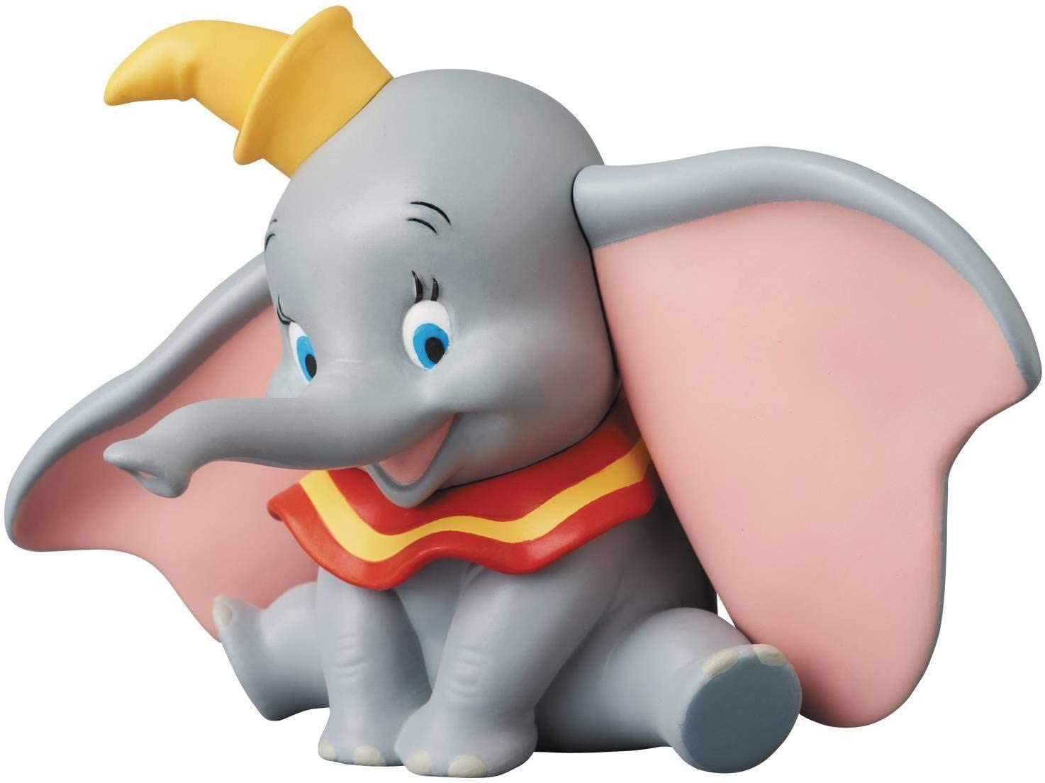 Medicom Disney Dumbo Ultra Detail Figure 7cm Oficial Licenciado