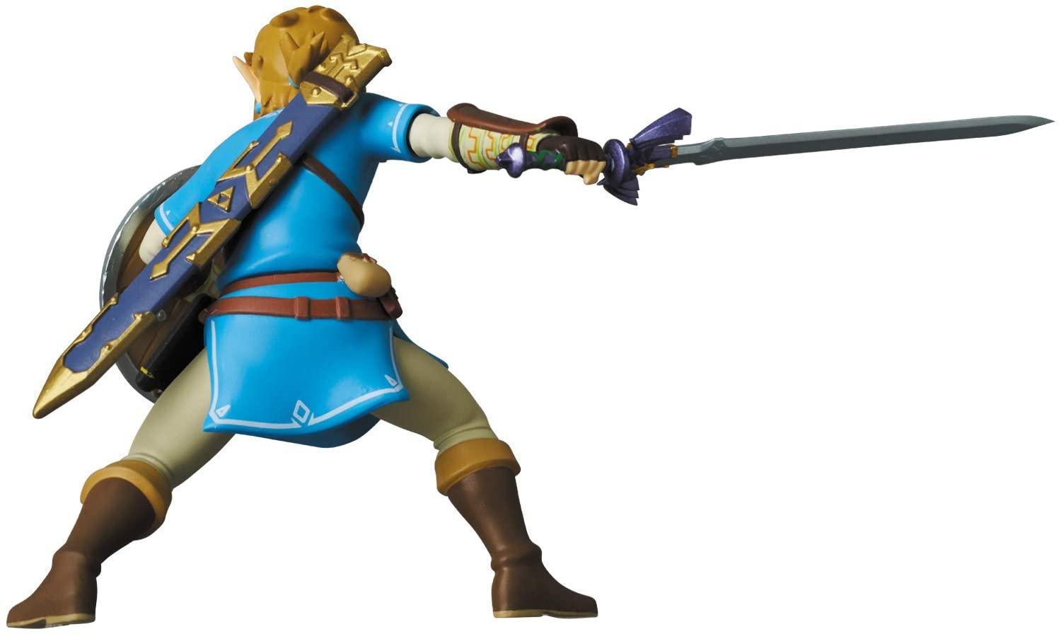 Medicom The Legend of Zelda Breath of The Wild Link Ultra Detail Figure