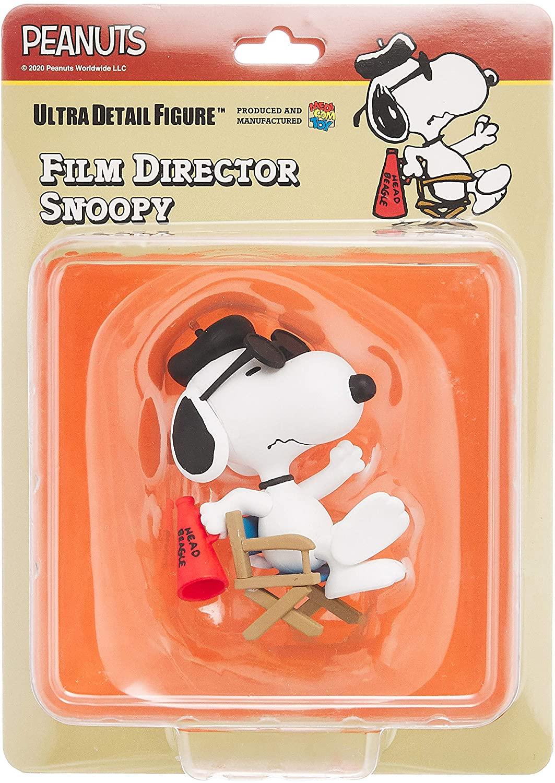 Medicom UDF Peanuts Series 11 Film Director Snoopy Oficial