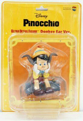 Medicom UDF Ultra Detalhe Figura 464 Pinocchio 7cm Oficial Licenciado