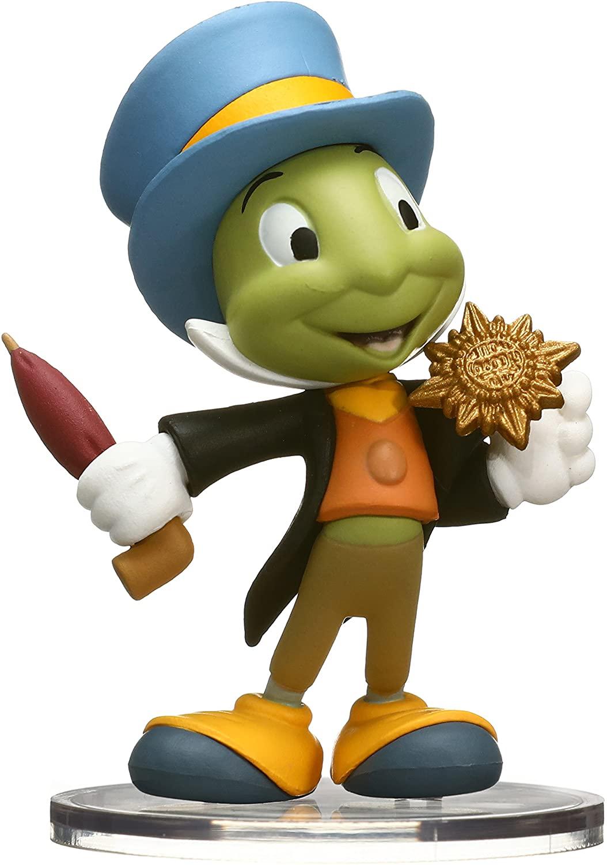 Medicom Ultra Detalhe Figura Disney Series 6 Jiminy Cricket Oficial Licenciado