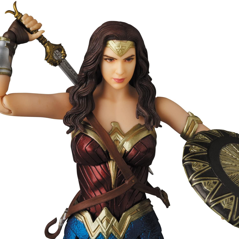 Medicom Wonder Woman Movie Wonder Woman MAF EX Oficial Licenciado
