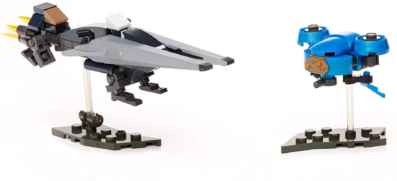 Mega Construx Destiny Sparrow S-31V Building Kit Oficial Licenciado