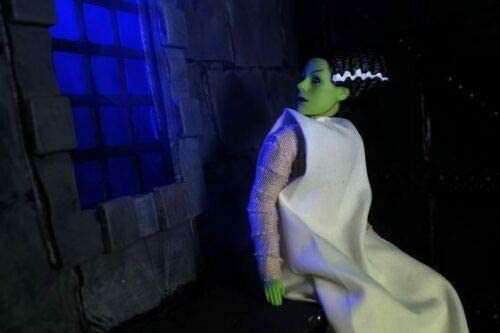 Mego Action Figure Bride of Frankenstein Oficial Licenciado