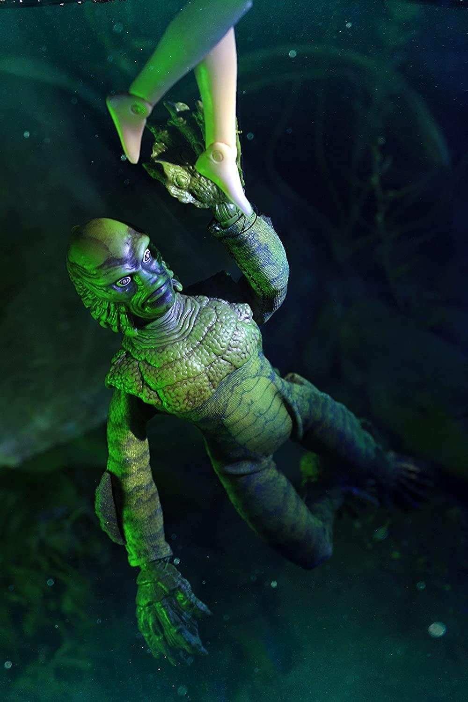 Mego Action Figure Creature from the Black Lagoon Oficial Licenciado