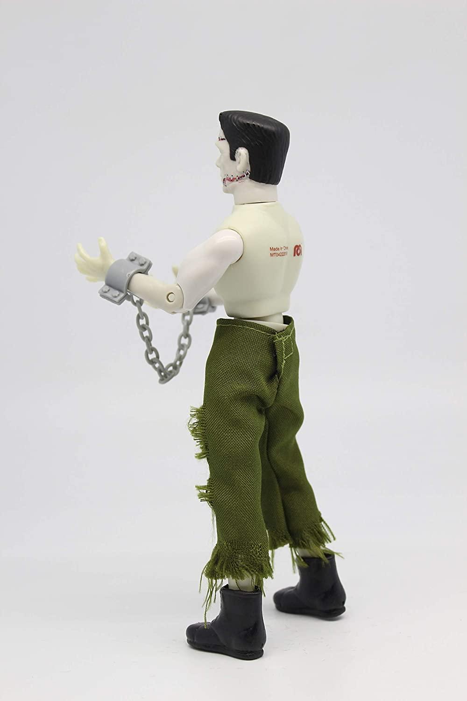 Mego Action Figure Frankenstein 20cm edição limitada Oficial Licenciado
