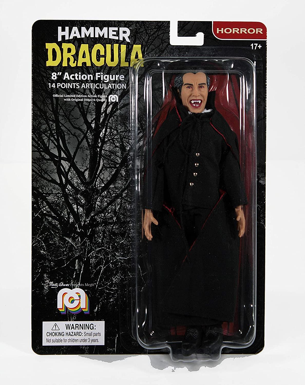 Mego Action Figure Hammer Dracula Oficial Licenciado