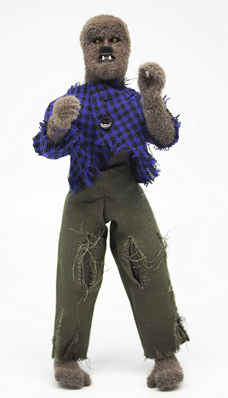 Mego Action Figure Lobisomen 20cm Oficial Licenciado
