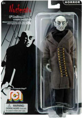 Mego Action Figure Nosferatu 20cm Oficial Licenciado