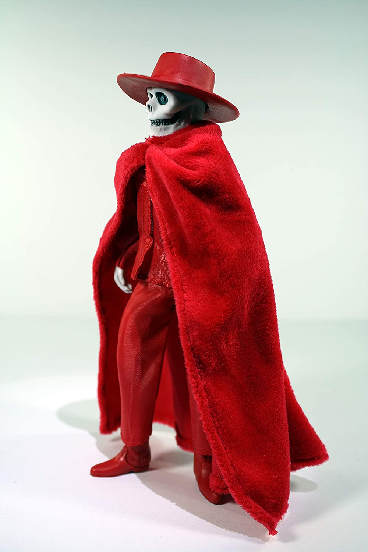 Mego Action Figure Phantom of the Opera Red Death Oficial Licenciado