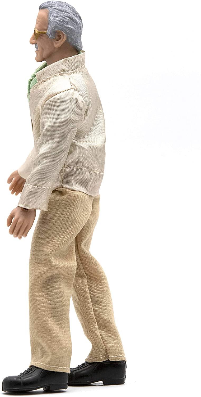 Mego Action Figure Stan Lee Oficial Licenciado