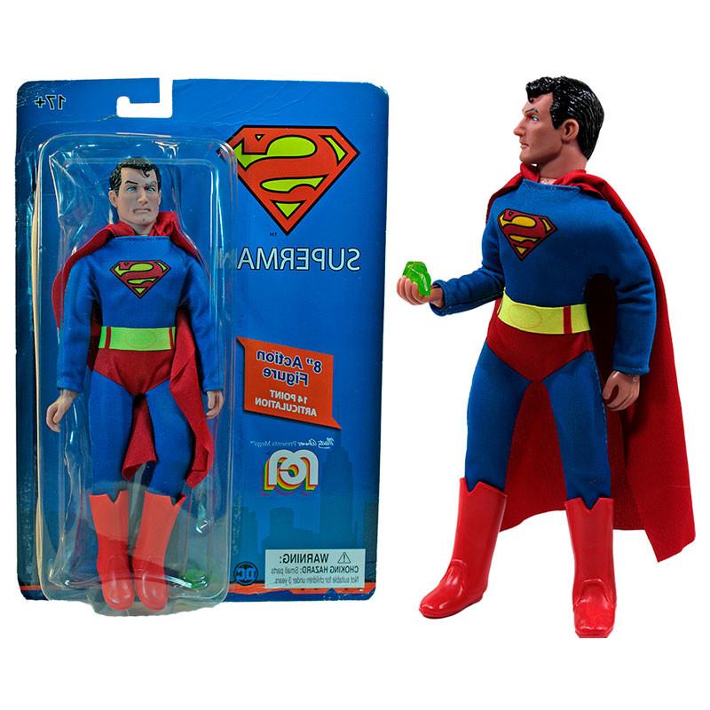 Mego Action Figure Superman Oficial Licenciado