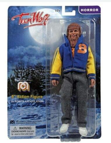 Mego Action Figure Teen Wolf Oficial Licenciado
