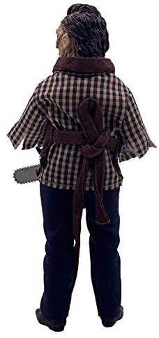 Mego Action Figure The Texas Chainsaw Massacre Leatherface Oficial Licenciado