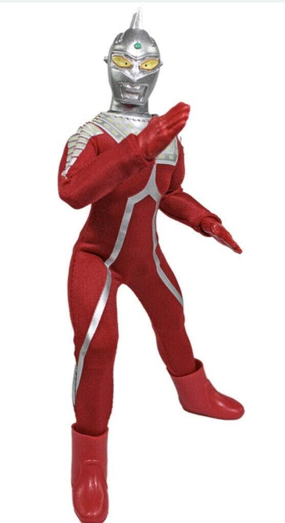 Mego Action Figure Ultraseven Edition Oficial Licenciado