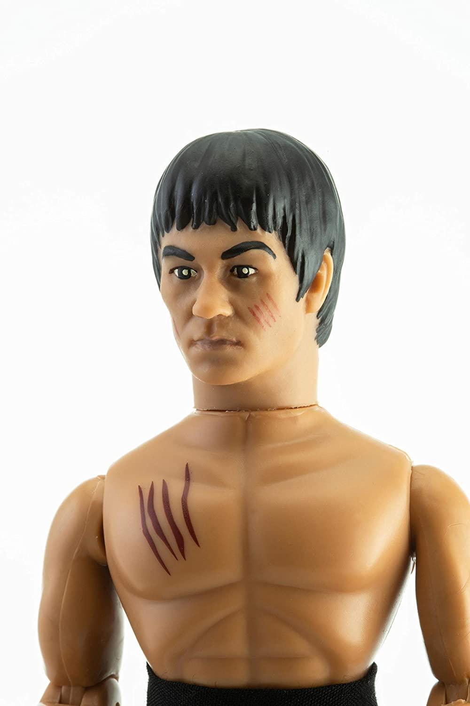 Mego Action Figures Bruce Lee Limited Edition Oficial Licenciado