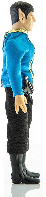 Mego Action Figures Star Trek Mister Spock Uniforme de Gala (Limited Edition CollectorS Item)