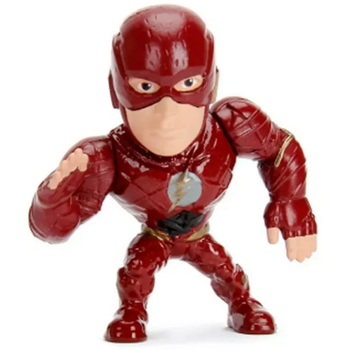 Metals Die Cast - Liga da Justiça - The Flash (M542)