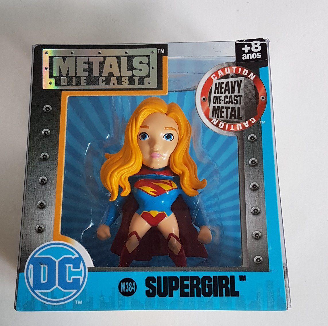 Metals Die Cast - DC - Supergirl (M384)