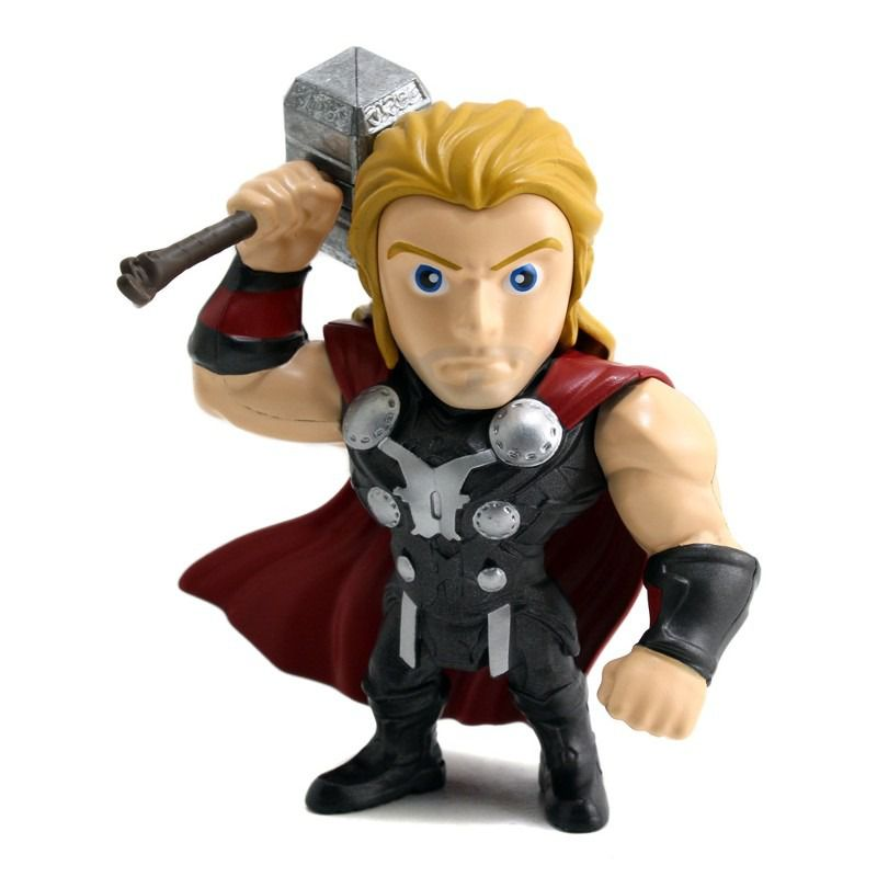 Metals Die Cast Marvel 4 classic Figure - Thor ( M60)