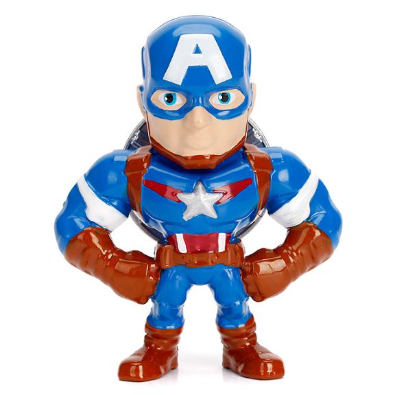 Metals Die Cast - Vingadores - Capitão América