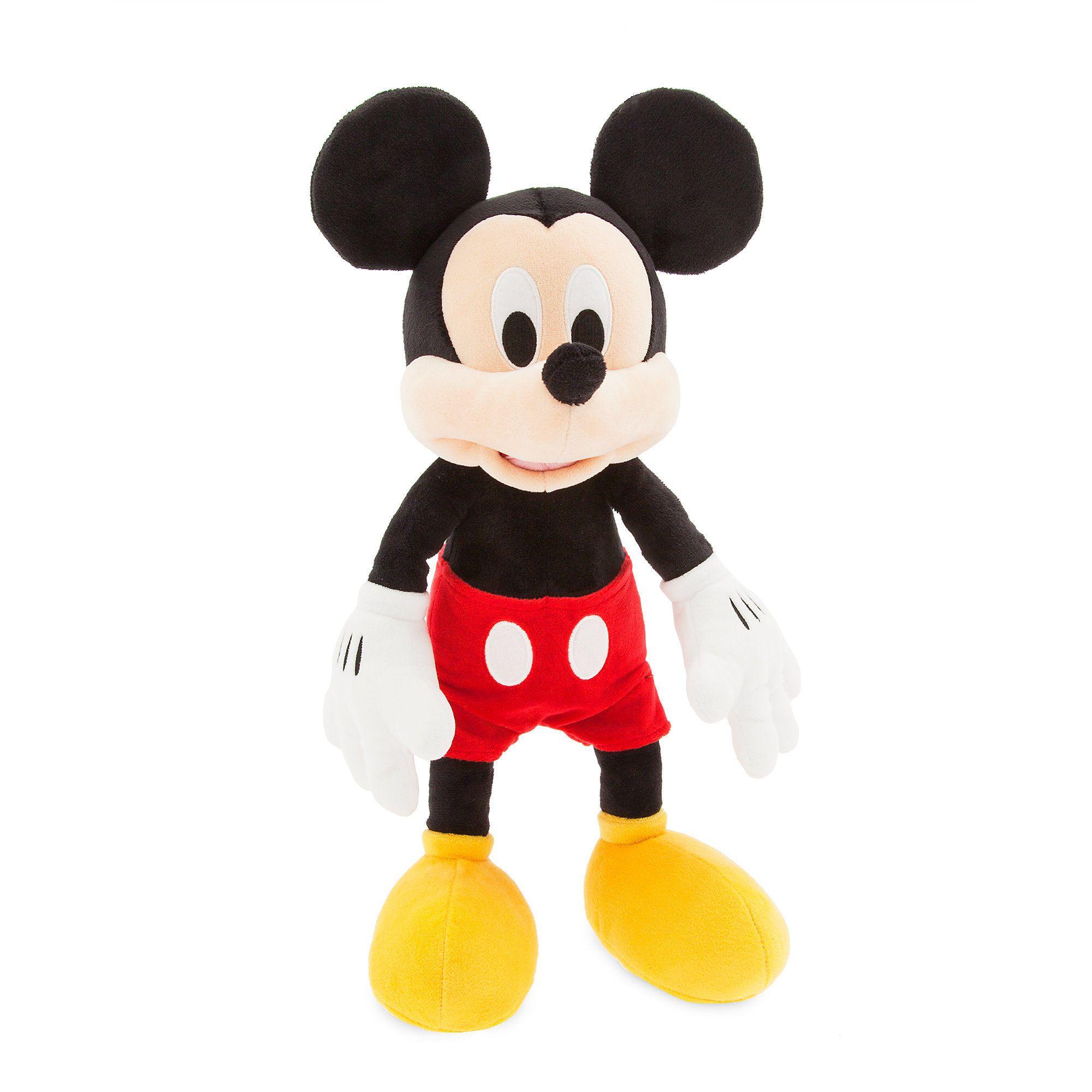 Mickey Mouse Pelúcia - Original Disney Store