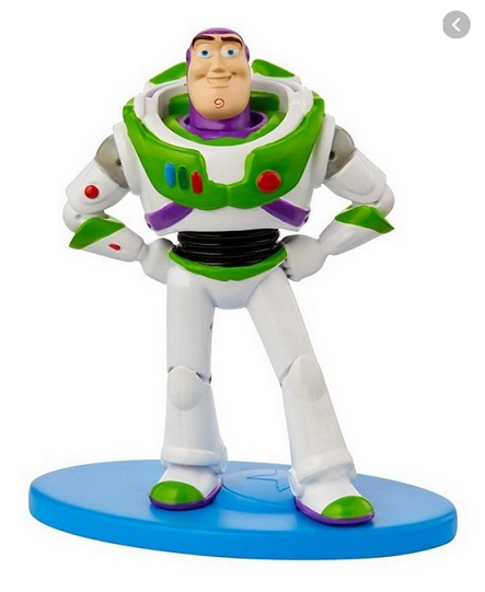 Mini Boneco Mattel Toy Story 4 Buzz Lightyear