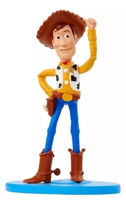 Mini Boneco Mattel Toy Story 4 Woody