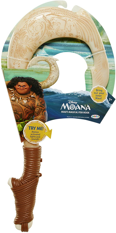 Moana Disney's Maui's Magical Fish Hook Set Oficial Licenciado