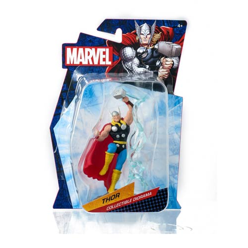 Monogram Marvel Thor Action Figure Ofcial Licenciado