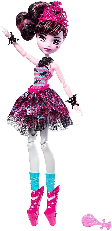 Monster High Ballerina Ghouls Draculaura