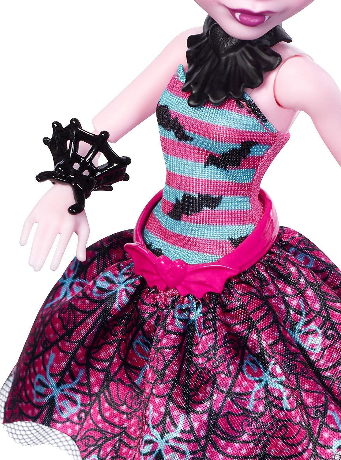 Monster High Ballerina Ghouls Draculaura