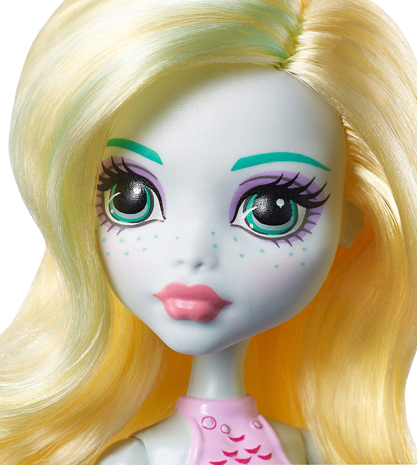 Monster High Cheerleading Lagoona Blue Doll