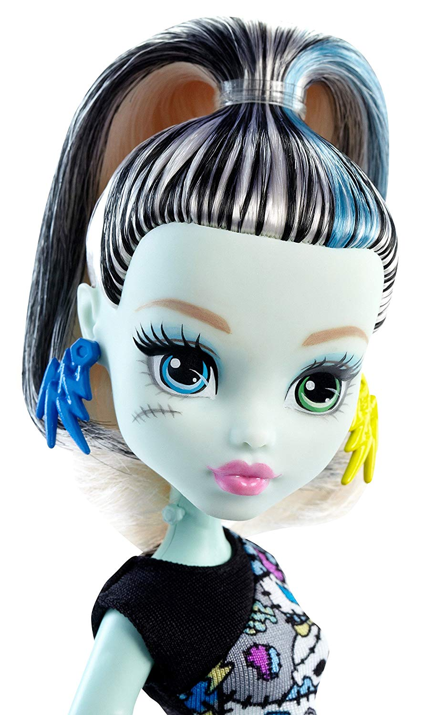Monster High Frankie Stein  The Daughter of Frankenstein