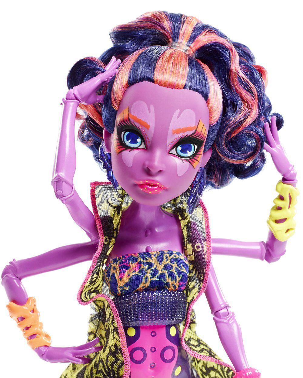 Monster High Great Scarrier Reef Down Under Ghouls Kala Mer'ri Doll