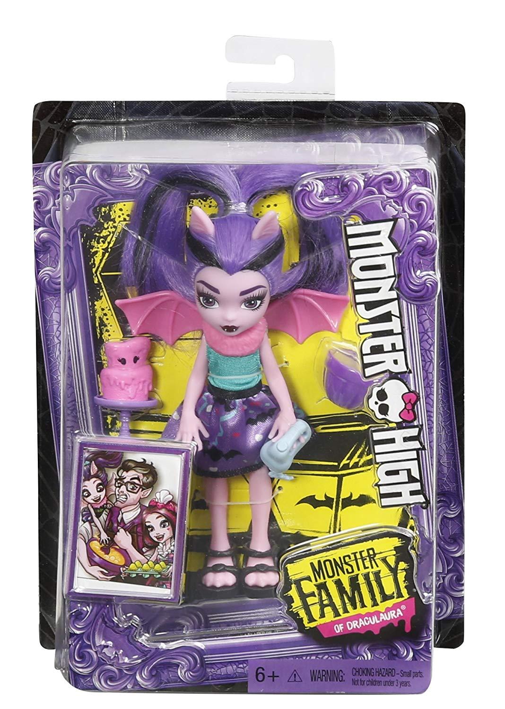 Monster High Monster Family Fangelica