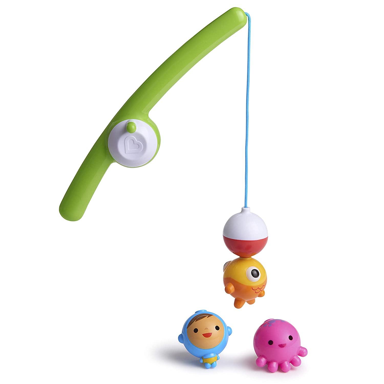 Munchkin Brinquedo de Banho pescar na Banheira