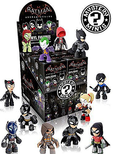 Mystery Minis Batman Arkham Series - Harley Quinn