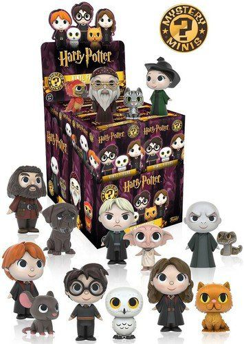 Mystery Minis Harry Potter - Crookshanks