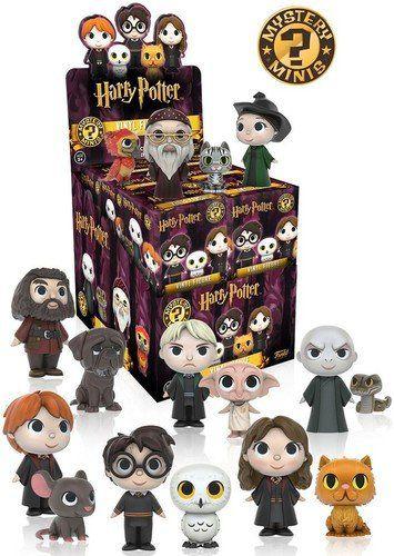 Mystery Minis Harry Potter - Rubeus Hagrid