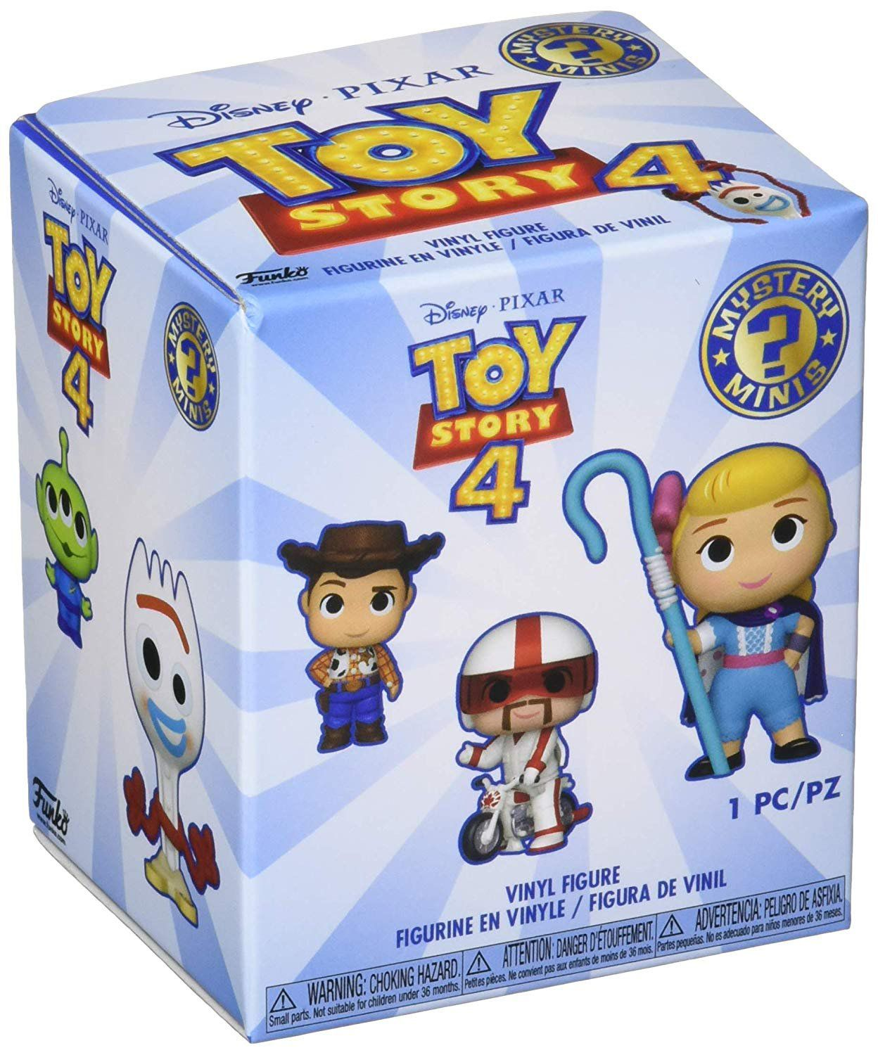 Mystery Minis Toy Story 4 - Alien
