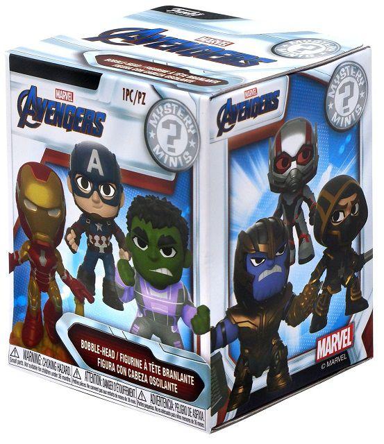 Mystery Minis Vingadores Ultimato Hulk