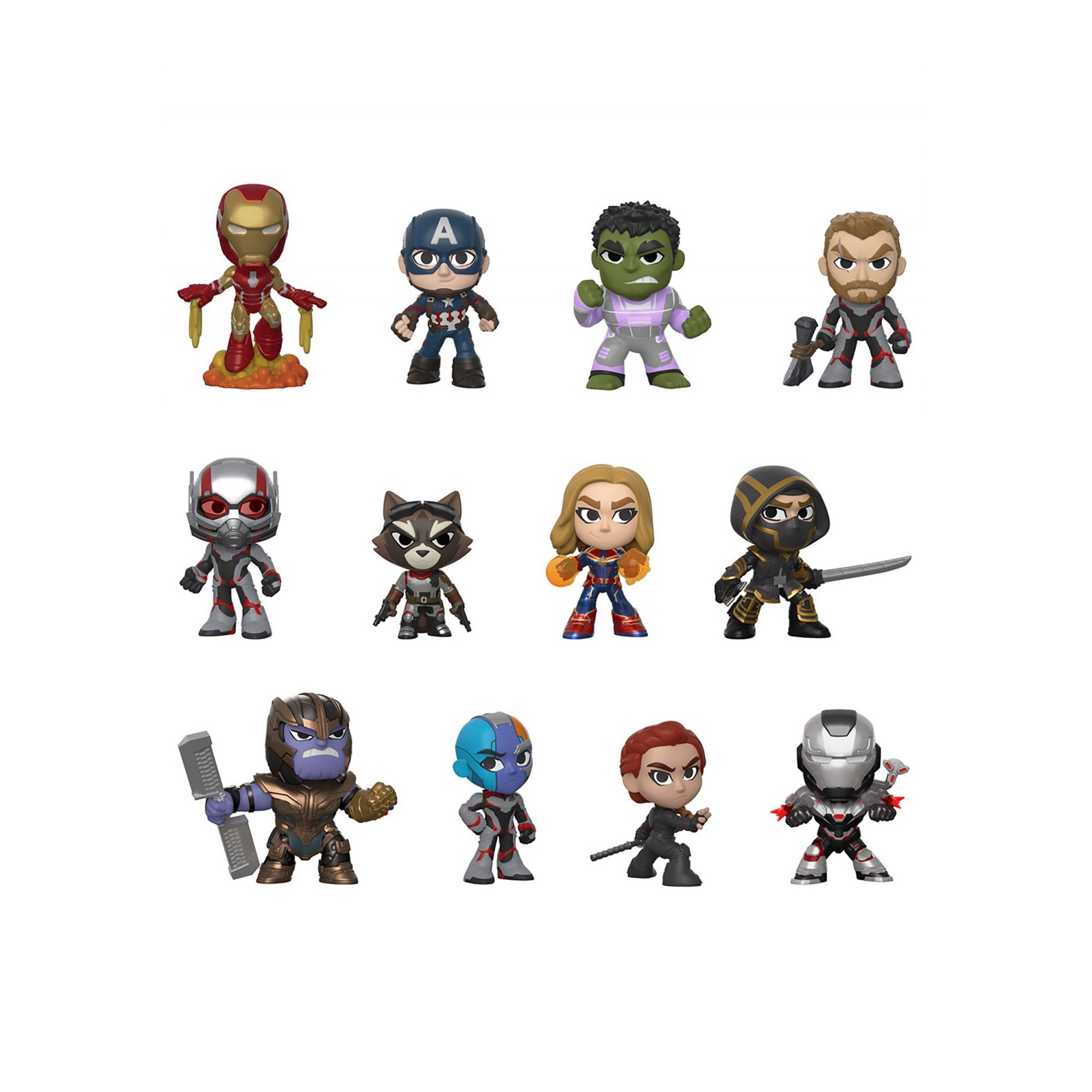 Mystery Minis Vingadores Ultimato Thanos