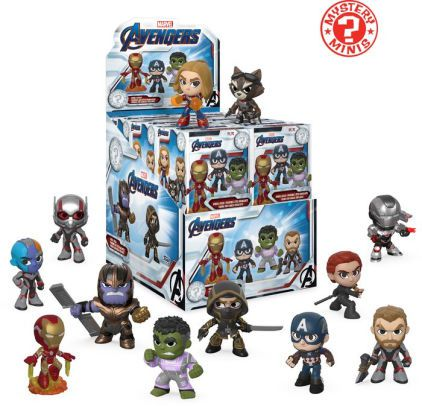 Mystery Minis Vingadores Ultimato Thor