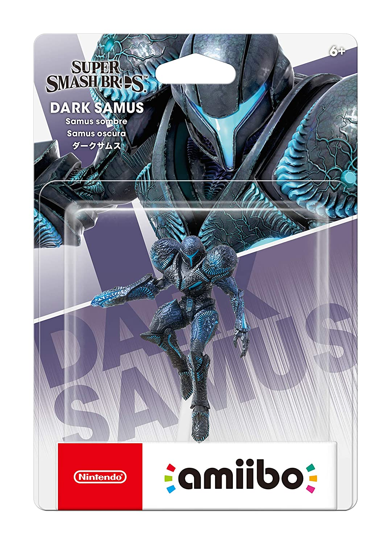 Nintendo Amiibo Super Smash Bros. Series - Dark Samus