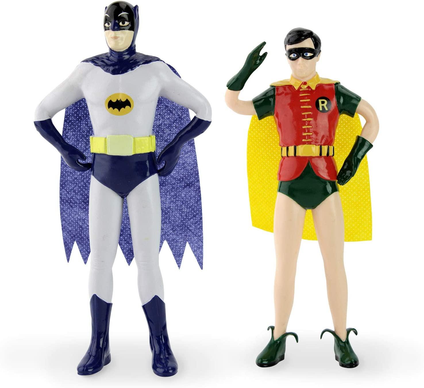 NJ Croce DC Comics Batman and Robin Dobrável Oficial Licenciado